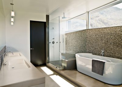Private bathroom (vanity top & floor) - Noisette - France