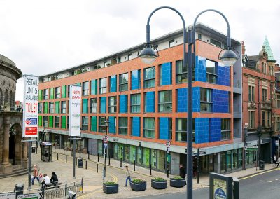 Cloth Hall Street - 16 colours - Leed (UK)
