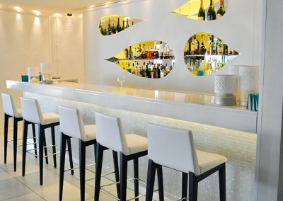 Sofitel bar - Ivoire - Marseille (France)