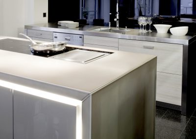 Kitchen Showroom - Noisette - St Gallen (Switzerland)