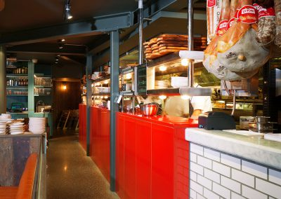 Jamie Oliver's restaurant - Vermillon - London (UK)