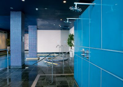Ark Spa - Radisson Sas - Lagon - Liverpool (UK)
