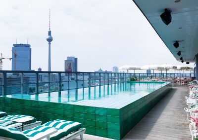 Soho Swimming Pool -Custom colour - Berlin (Germany)