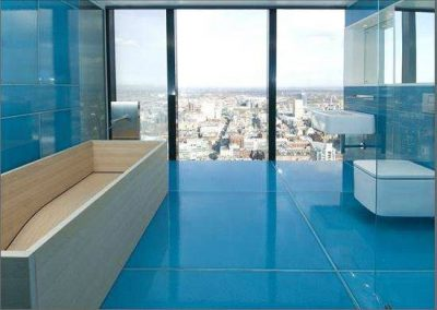 Private bathroom - Lagon - London (UK)